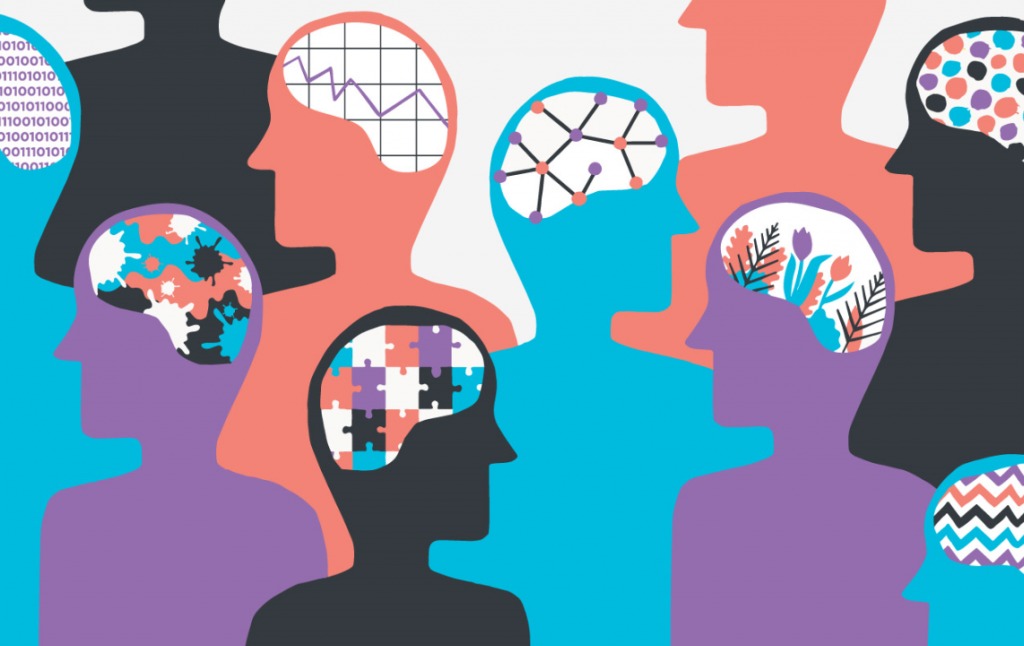 animated picture for neurodiversity