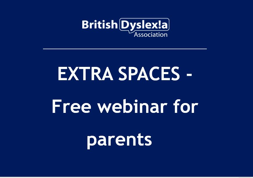 Free Webinar for parents