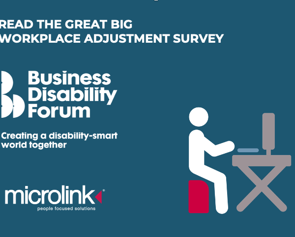 THE GREAT BIG WORKPLACE ADJUSTMENT SURVEY