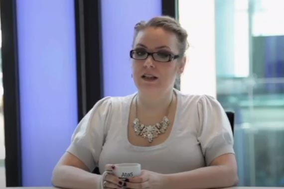 Watch Digital Success in less than 3 minutes by Anya Otto from Atos video