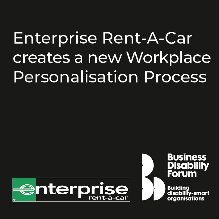 Download Enterprise Rent-a-Car creates a new workplace personalisation process