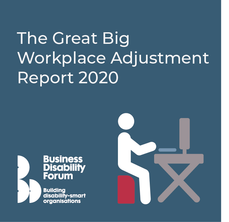 Download The Great Big Workplace Adjustment Report 2020