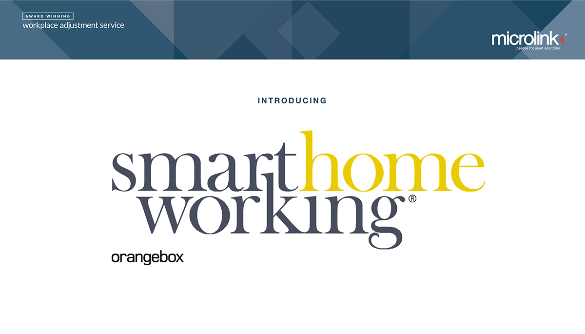 Smart home working