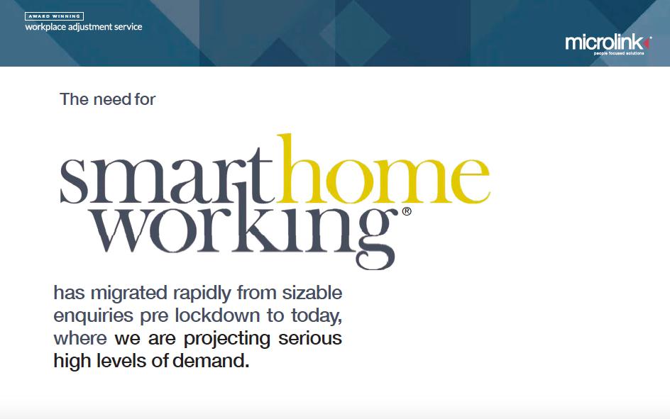 Smart home working