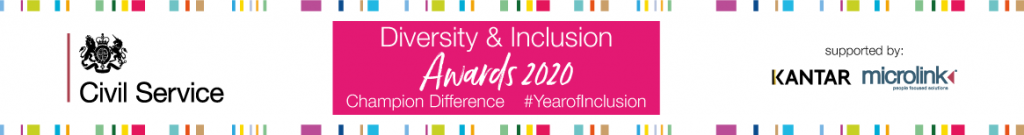 Civil Service Diversity and Inclusion Award sponsored by Kantar and Microlink