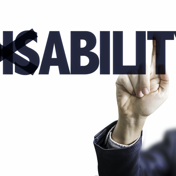 Managing Disability at Work- Wednesday, 18th November 2020 | Online