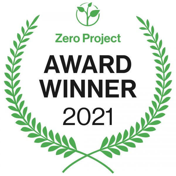 Zero Project Awardees 2021 Announcement