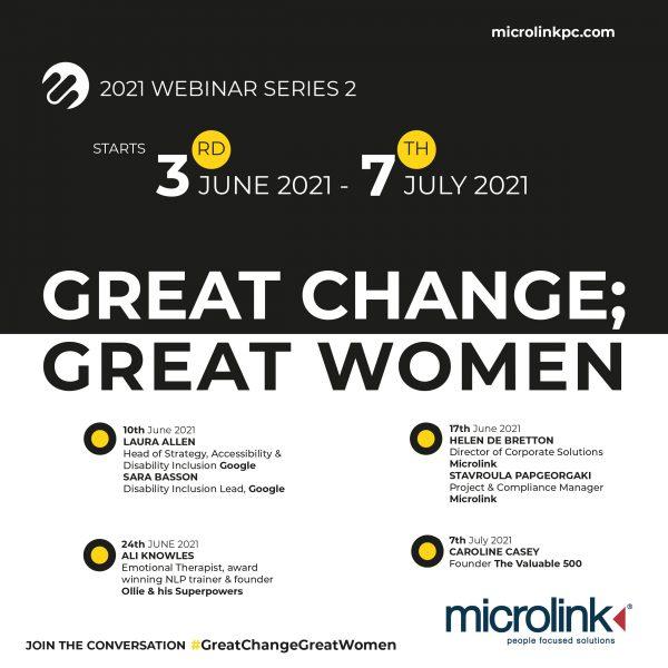 Great Change; Great Women, Series 2