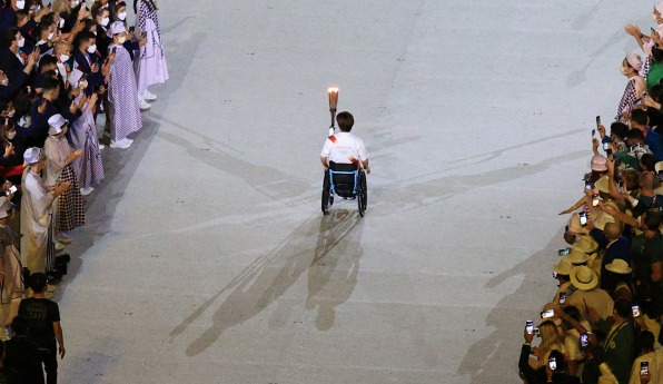 Clever design made Tokyo's Olympic Stadium a model for accessibility